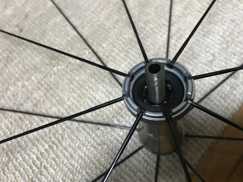 【TCR1の回転軸メンテ】・17