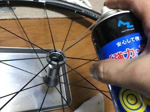 【TCR1の回転軸メンテ】・21
