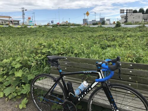 【本日はロードバイク通勤】・9
