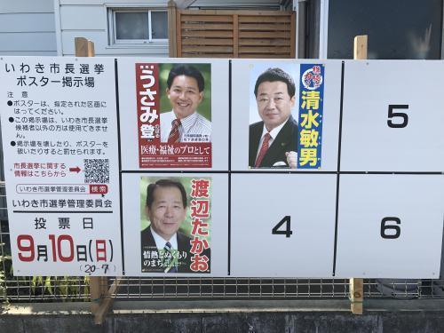 【市長選挙と流鏑馬】・1