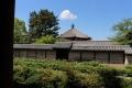 中宮寺からの夢殿
