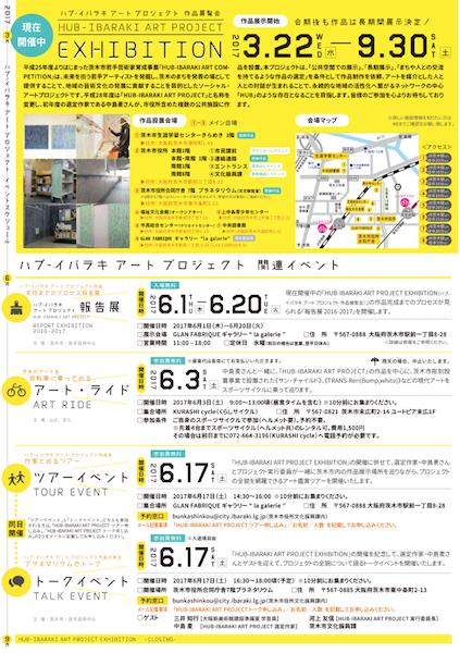 HUBIBARAKI報告展裏中島麦nakajimamugiハブイバラキ