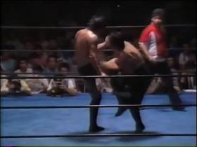 前田vsS・タイガー1