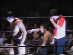 前田vsS・タイガー2