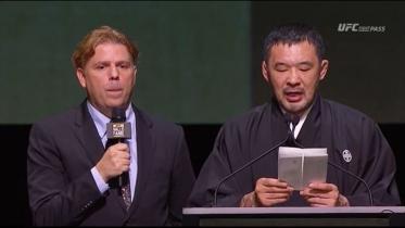 桜庭UFC殿堂入りスピーチ7
