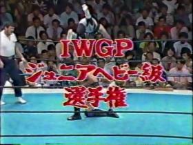 IWGPジュニアヘビー級選手権