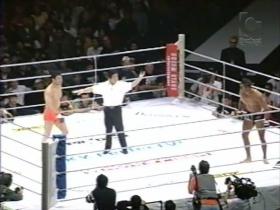 桜庭和志vsビクトー・ベウフォート30
