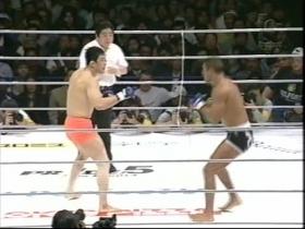 桜庭和志vsビクトー・ベウフォート31