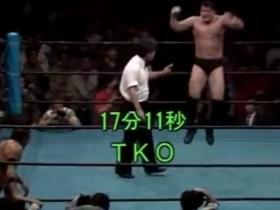 高田、師を初めて破る!!
