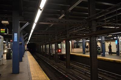 NY地下鉄1
