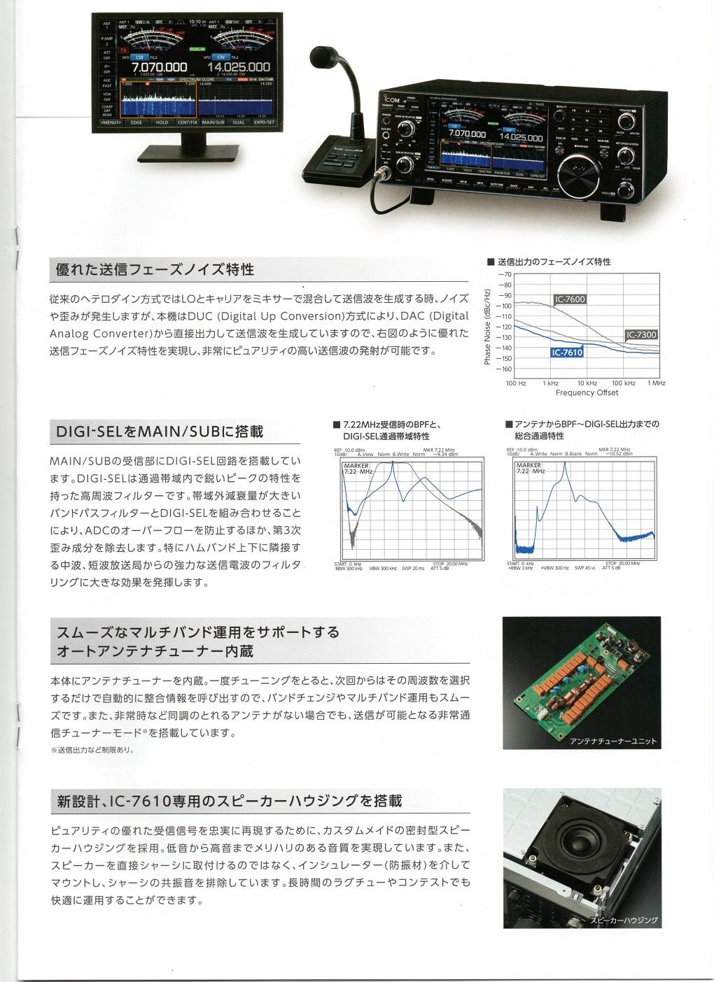 IC7610カタログ5