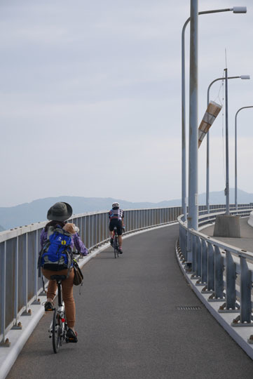 304橋へ