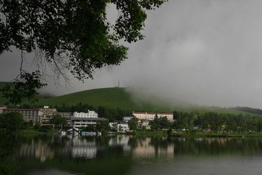 03山は霧の中