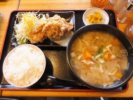 仙台 武屋食堂