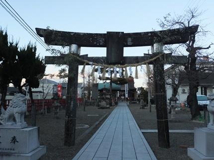 宮城県名取市 増田神社
