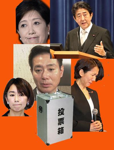 2017衆院選挙
