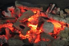 炭火焼オーブン