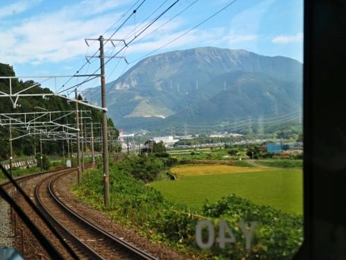 IMG_1230 伊吹山の見えるカーブ