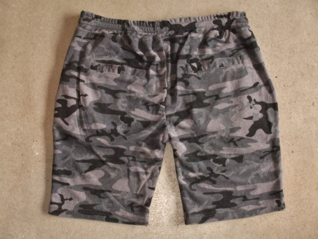 NORULE Camouflage shorts5