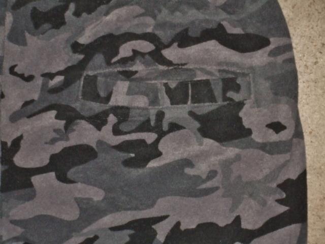 NORULE Camouflage shorts6