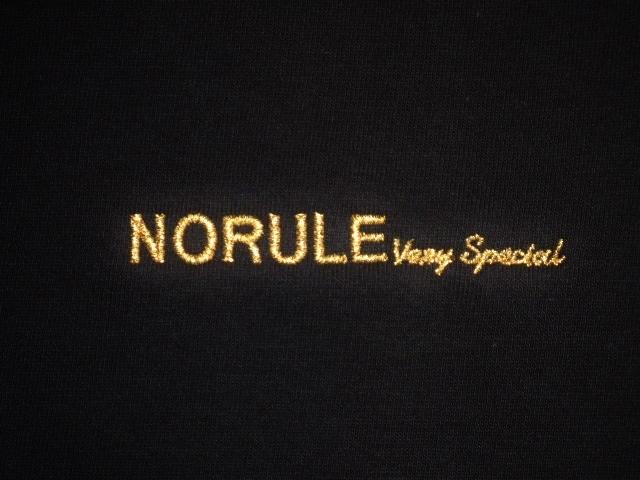 NORULE GOLD NORULE VerySpecial1