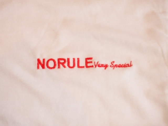 NORULE MINORITY TEE5