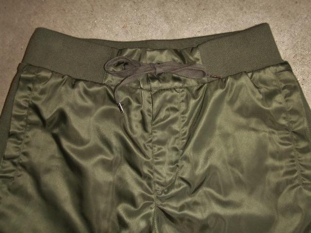 NORULE Nylon shorts2