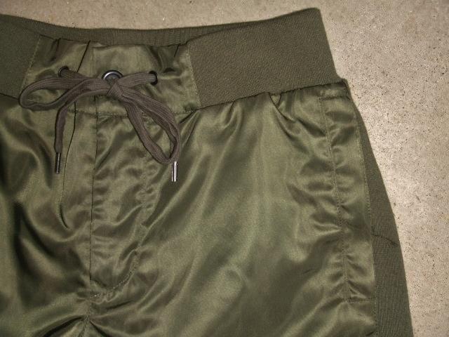 NORULE Nylon shorts4