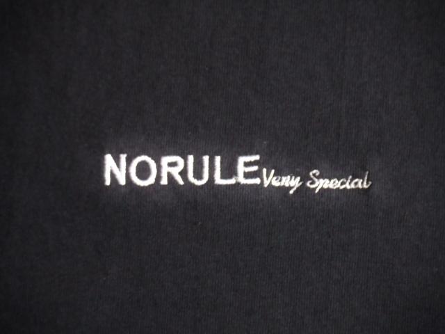 NORULE POKET TEE FOLLOW YOUR HEART5