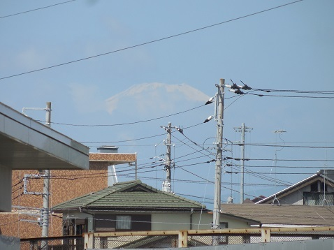 小田急江ノ島線の高座渋谷1号踏切@大和市h