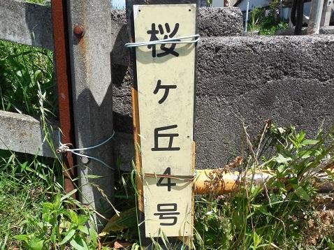 小田急江ノ島線の桜ヶ丘4号踏切@大和市b