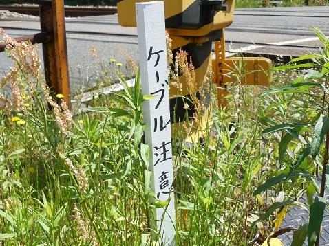 小田急江ノ島線の桜ヶ丘6号踏切@大和市e