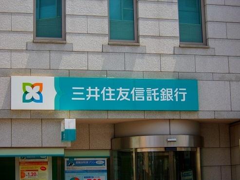 三井住友信託銀行のロゴとマーク