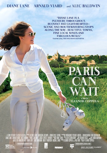 Paris Can Wait Poster