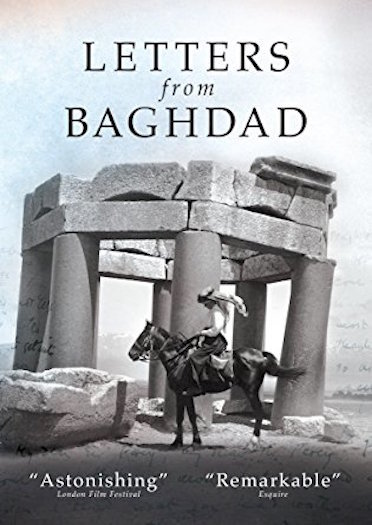Letters from Bagdhad Poster