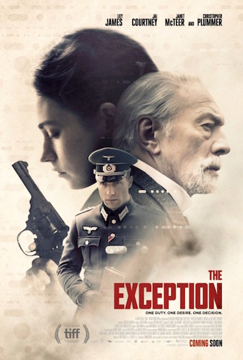 Exception Poster