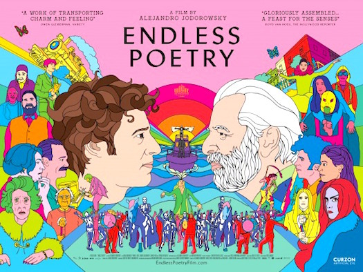 Endless Poetry Poster
