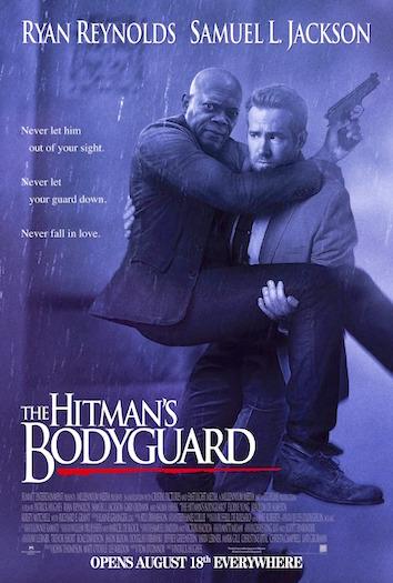 Hitman Bodyguard Poster