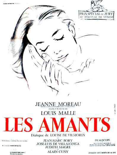 Amants Poster