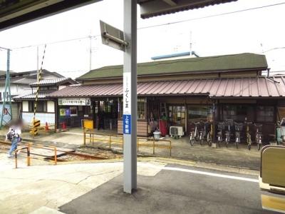 上州福島駅