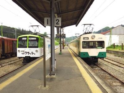 元西武101系電車とクモハ151