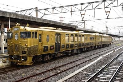 JRKYUSHUSWEETYRAIN或る列車