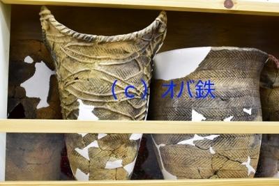 土器収蔵庫 三内丸山遺跡四季島