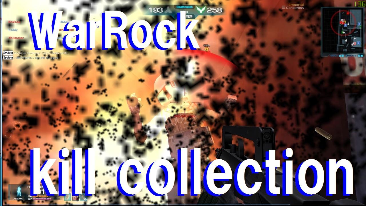 お盆休みもWarRock!!