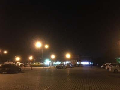 道の駅蔦木宿