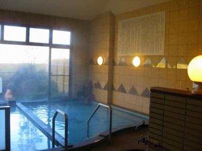 白州塩沢温泉 フォッサマグナの湯
