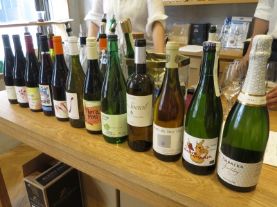 20170617Sante a Mashica_wine