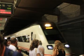 00157 Estacion de Madrid Atocha