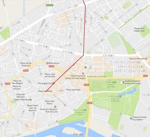 Mapa de la Talavera 01