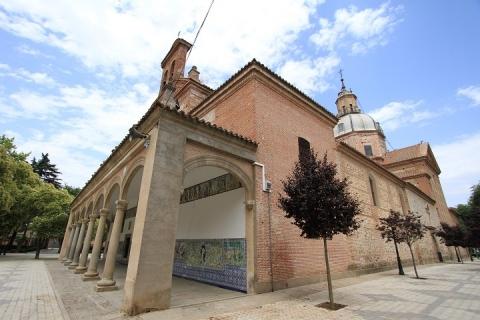 00374 Basilica Nuestra Senora del Prado